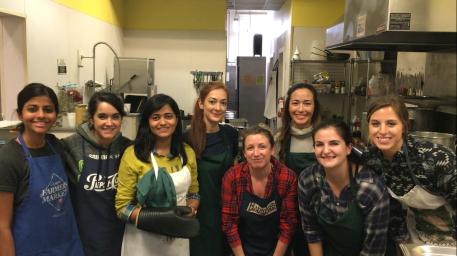 Nov 2017 all-women crew